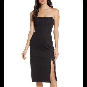 Finders Keepers Black Naomi Dress